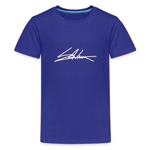 HANDTEKENING - Teenager Premium T-shirt