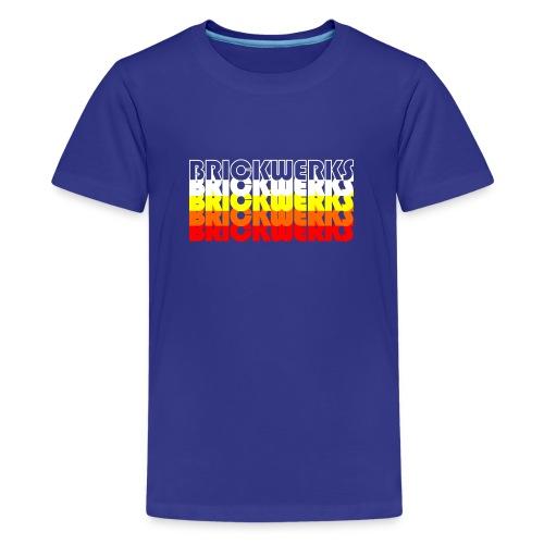 BauWerks - Teenage Premium T-Shirt
