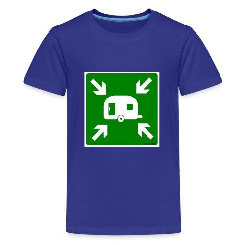 Meeting Point Caravan - Teenager Premium T-Shirt