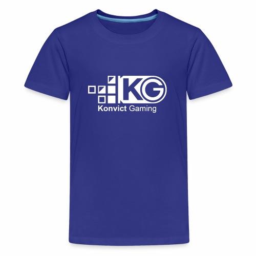 clear large - Teenage Premium T-Shirt