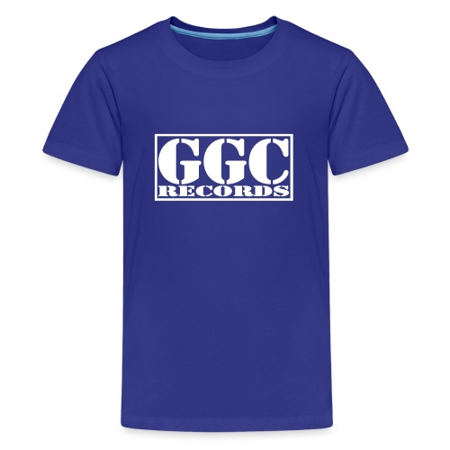 GGC-Records Label-Stempel - Teenager Premium T-Shirt