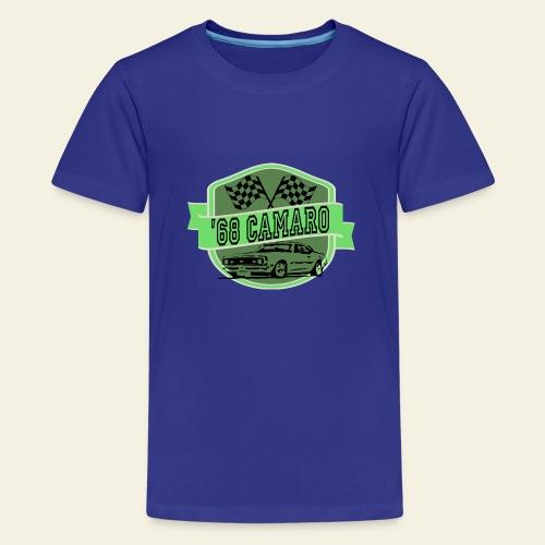 camaro logo - Teenager premium T-shirt