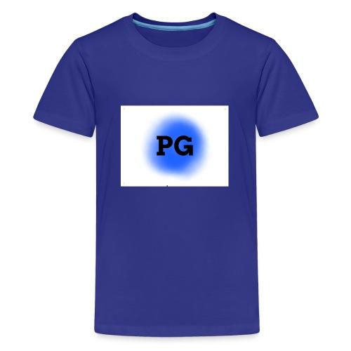 IMG_2072-PNG - Teenager premium T-shirt