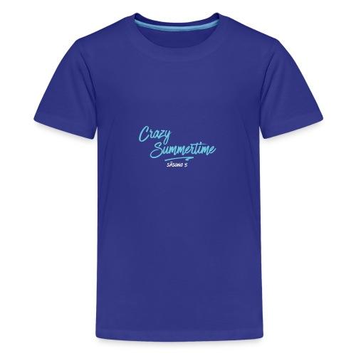 Säsong 5 tryck - Premium-T-shirt tonåring