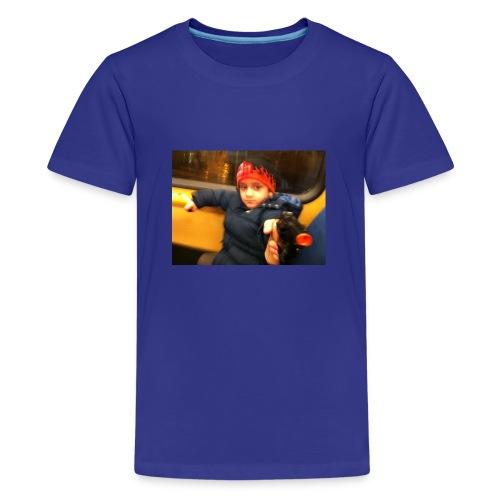 Rojbin gesbin - Premium-T-shirt tonåring