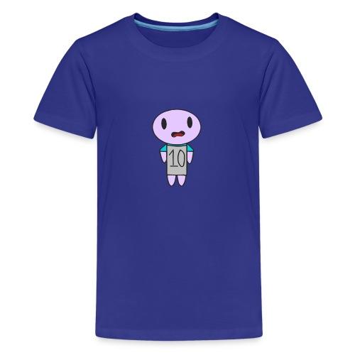 ahhhh ten on a t-shirt - Teenage Premium T-Shirt