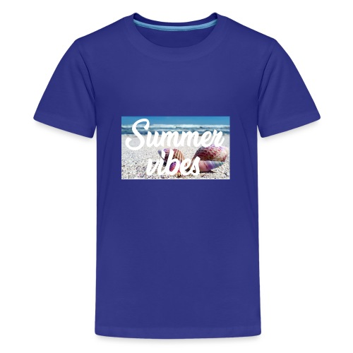 Summervibes - Teenager Premium T-Shirt