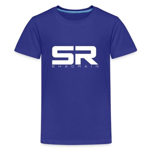Shacrain Hoodie - Premium T-skjorte for tenåringer