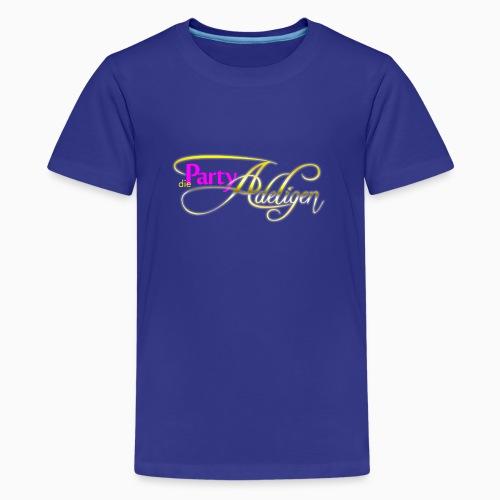 Die PartyAdeligen - Teenager Premium T-Shirt