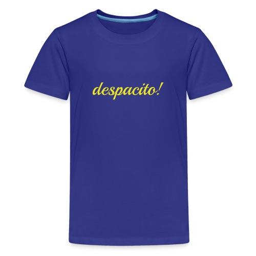 Element 1 4x - Teenager Premium T-Shirt