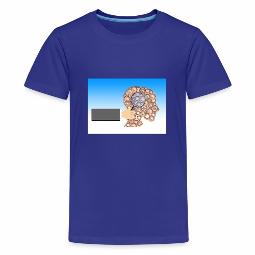 Think - Teenage Premium T-Shirt