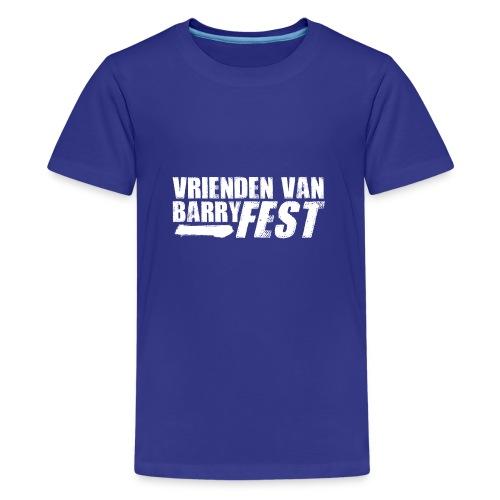 Vrienden van Barry Fest - Teenager Premium T-shirt