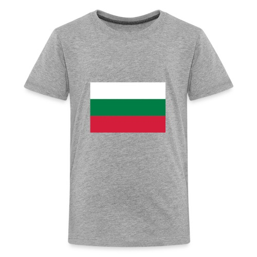 Bulgaria - Teenager Premium T-shirt