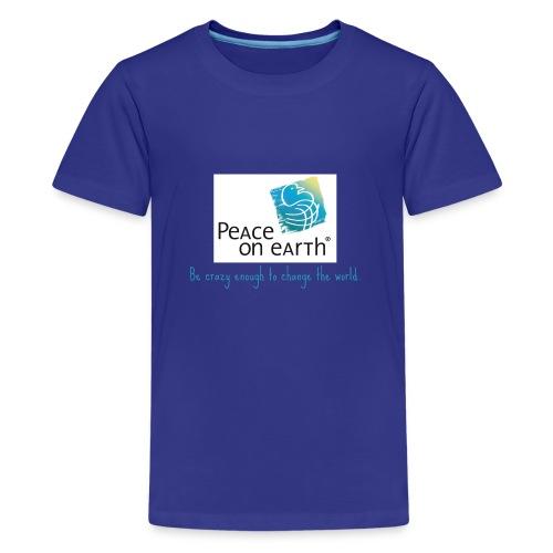 becrazy1 - Teenager Premium T-Shirt