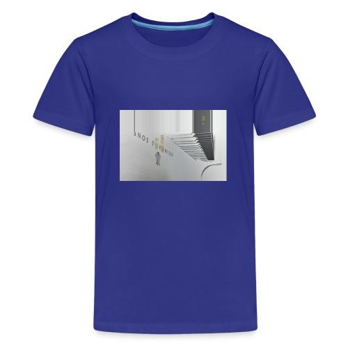 DSCabalahh 017 modifié 1 jpg - T-shirt Premium Ado