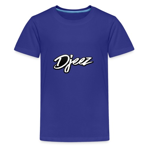 Djeez Merchandise - Teenager Premium T-shirt