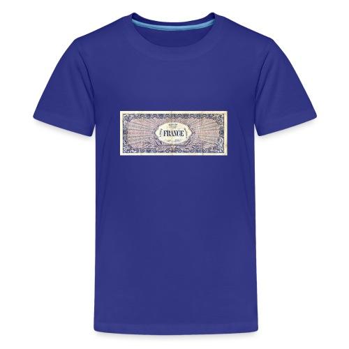 100F - T-shirt Premium Ado