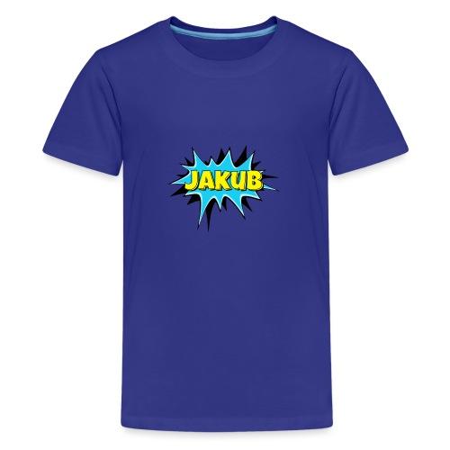 jakub Logo - Teenager Premium T-shirt