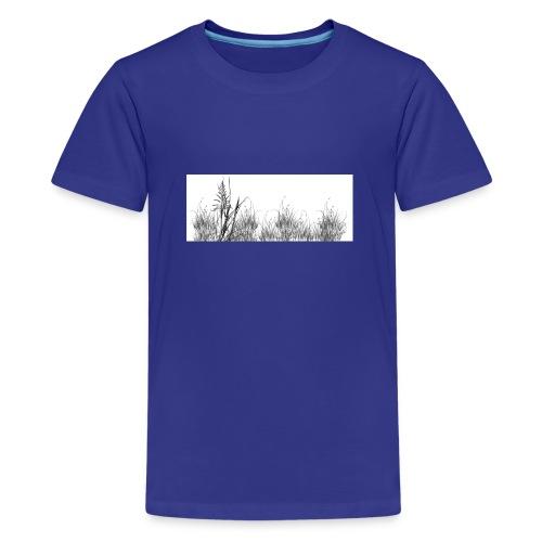 Grass jpg - T-shirt Premium Ado