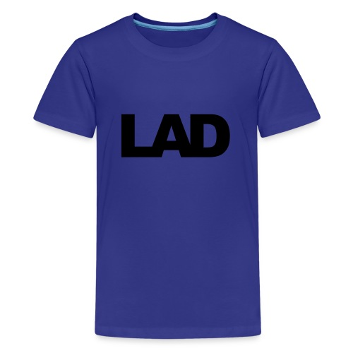 lad - Teenage Premium T-Shirt