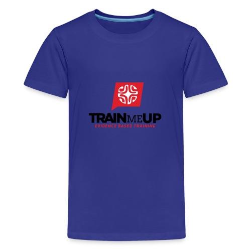 TrainMeUP - Maglietta Premium per ragazzi
