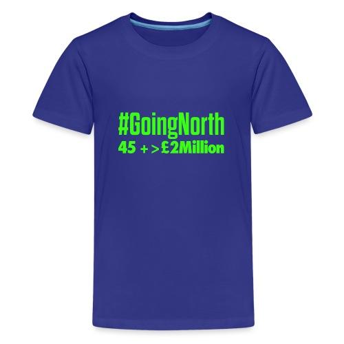 The BNI Journey - Teenage Premium T-Shirt