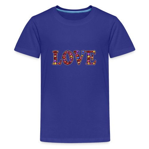 love - Teenager Premium T-Shirt