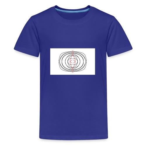 Project Capture 9 - Camiseta premium adolescente
