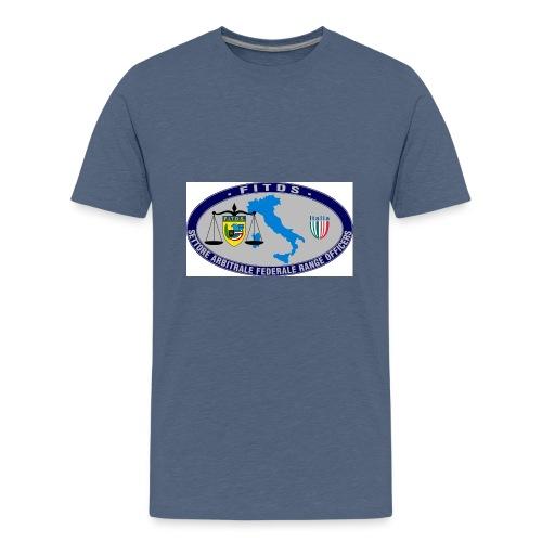 Logo SAFRO - Maglietta Premium per ragazzi