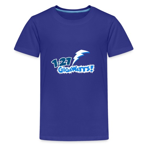 1.21 Gigawatts - Teenage Premium T-Shirt