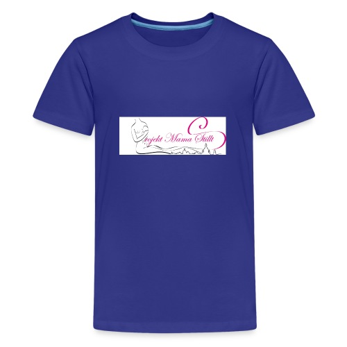 projektmamastillt pink - Teenager Premium T-Shirt