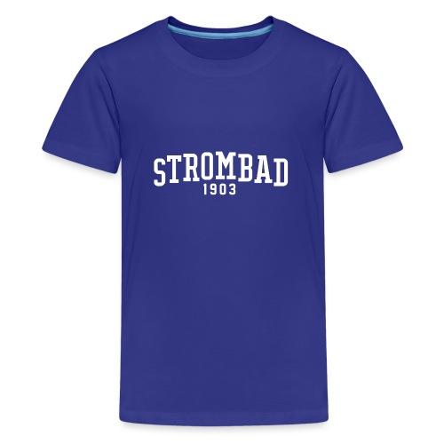 lido di Krido Strombad College - Teenager Premium T-Shirt