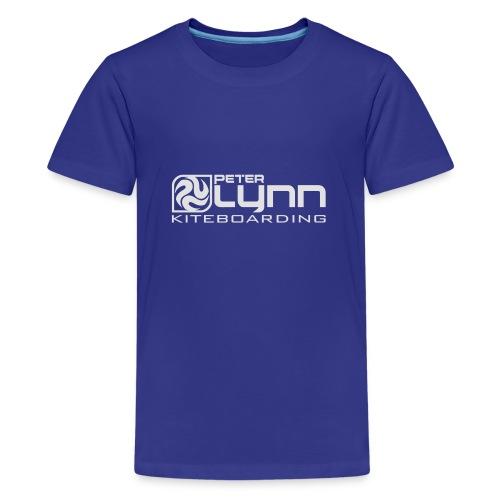 PLK logo plain - Teenage Premium T-Shirt