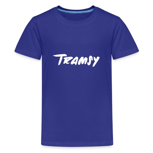 Tramsy - web development - Premium-T-shirt tonåring