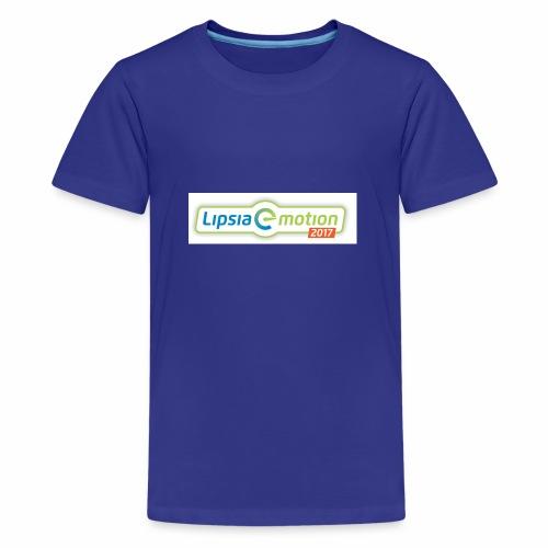 Liipsia-e-motion 2017 - Teenager Premium T-Shirt