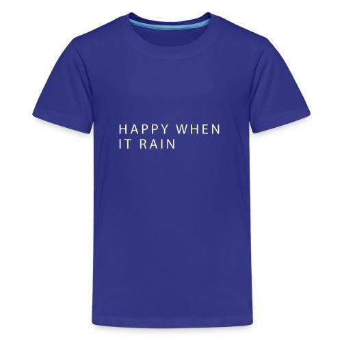 RAIN - Koszulka młodzieżowa Premium