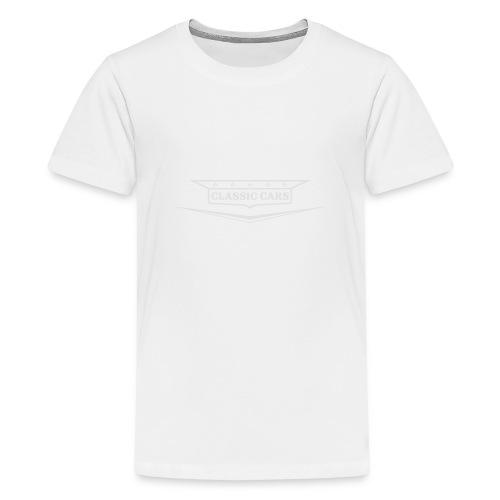 Classic Cars - Teenager Premium T-Shirt