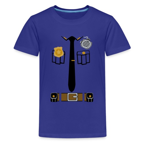 Police Patrol - Teenage Premium T-Shirt