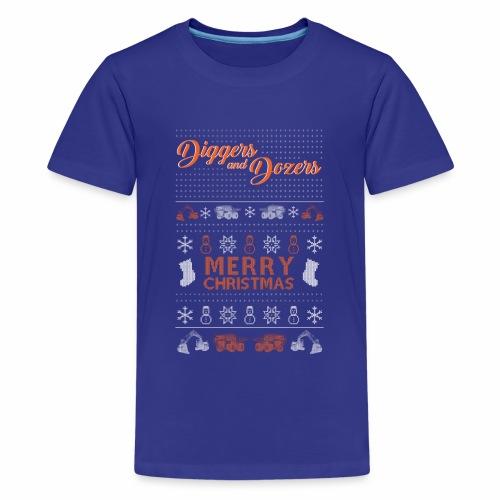 Merry Christmas! - Teenage Premium T-Shirt