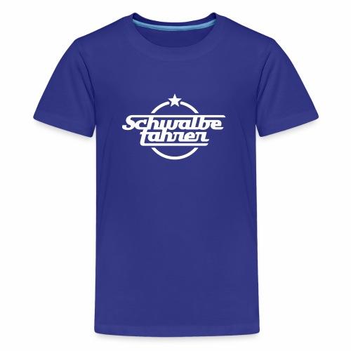 Schwalbefahrer - Teenage Premium T-Shirt