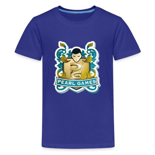 PEARL GAMES - T-shirt Premium Ado
