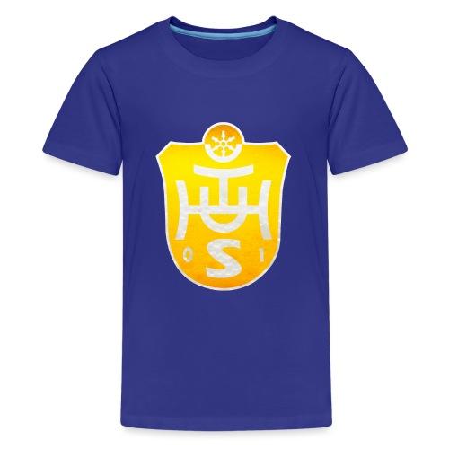 Bier_Logo - Teenager Premium T-Shirt