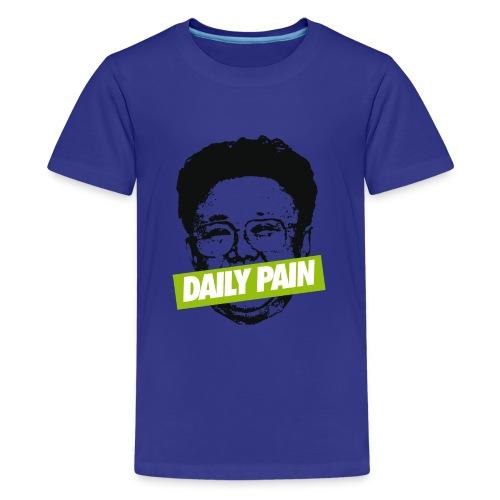 daily pain cho - Koszulka młodzieżowa Premium