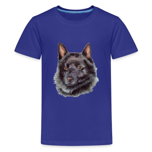 schipperke - akv - Teenager premium T-shirt