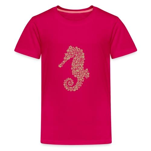 Seepferdchen Spezial - Teenager Premium T-Shirt