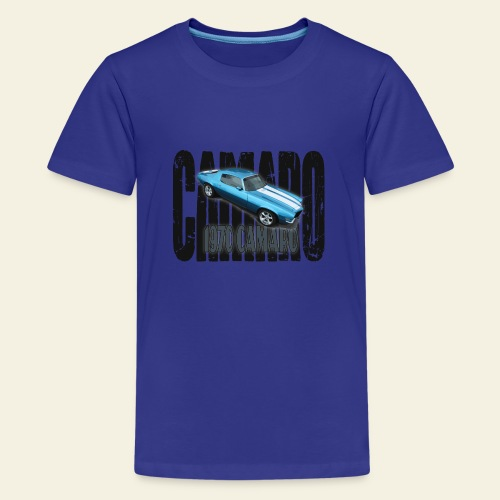 70 Camaro - Teenager premium T-shirt