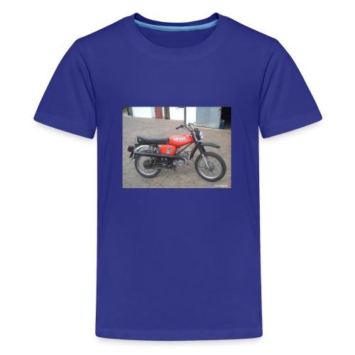 simson enduro wielkopolskie pyzdry 320069452 - Koszulka młodzieżowa Premium