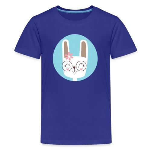 Lisa der Hase - Teenager Premium T-Shirt