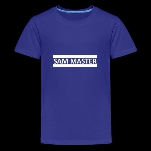 SamMaster - Teenager Premium T-Shirt
