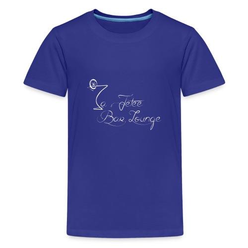 La Jetée Bar lounge - T-shirt Premium Ado